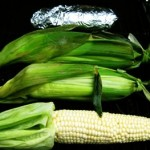 Corn on the Cob on the Grill