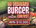 Johnsonville Nor Ordinary Burger Contest