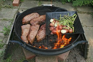 Mesquite Grilled Steaks