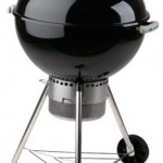 Weber One-Touch Gold 22-5 Inch Charcoal Grill