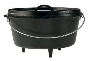 Lodge Logic 8 Quart Dutch Oven