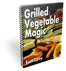 Grilled Vegetable Magic eBook