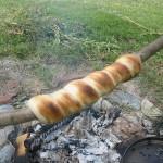 Campfire Breadsticks