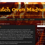 Dutch Oven Madness